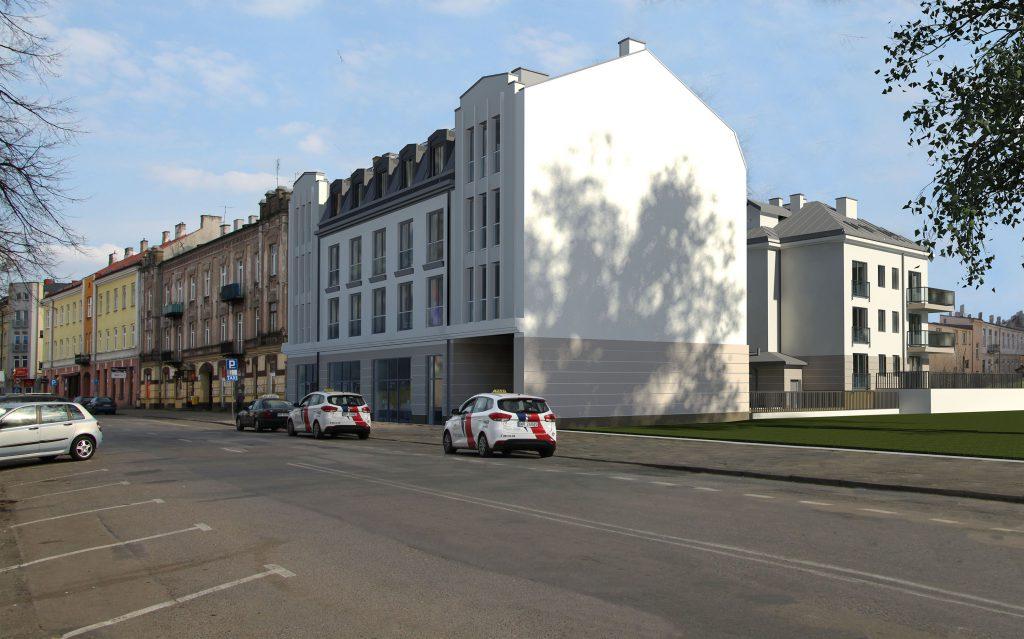 Plac Jagielloński Radom